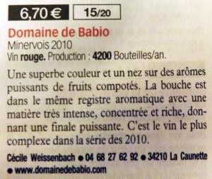babio_guide2014