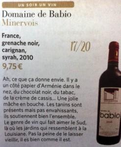 babio_lesoir